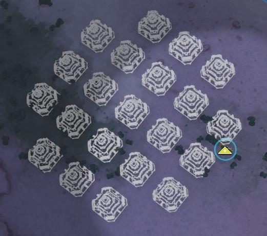Area build circle