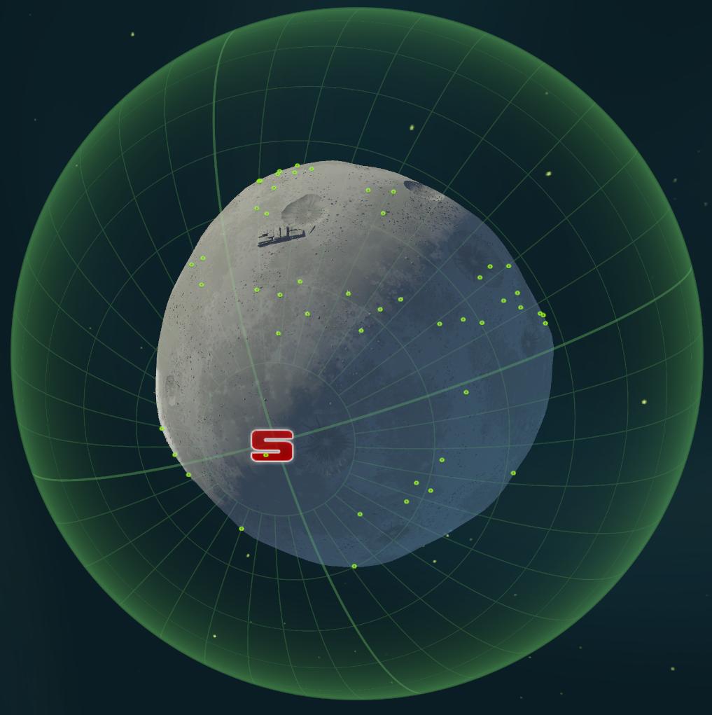 Orbital shell