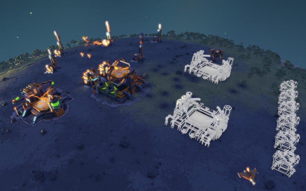 Building a base
